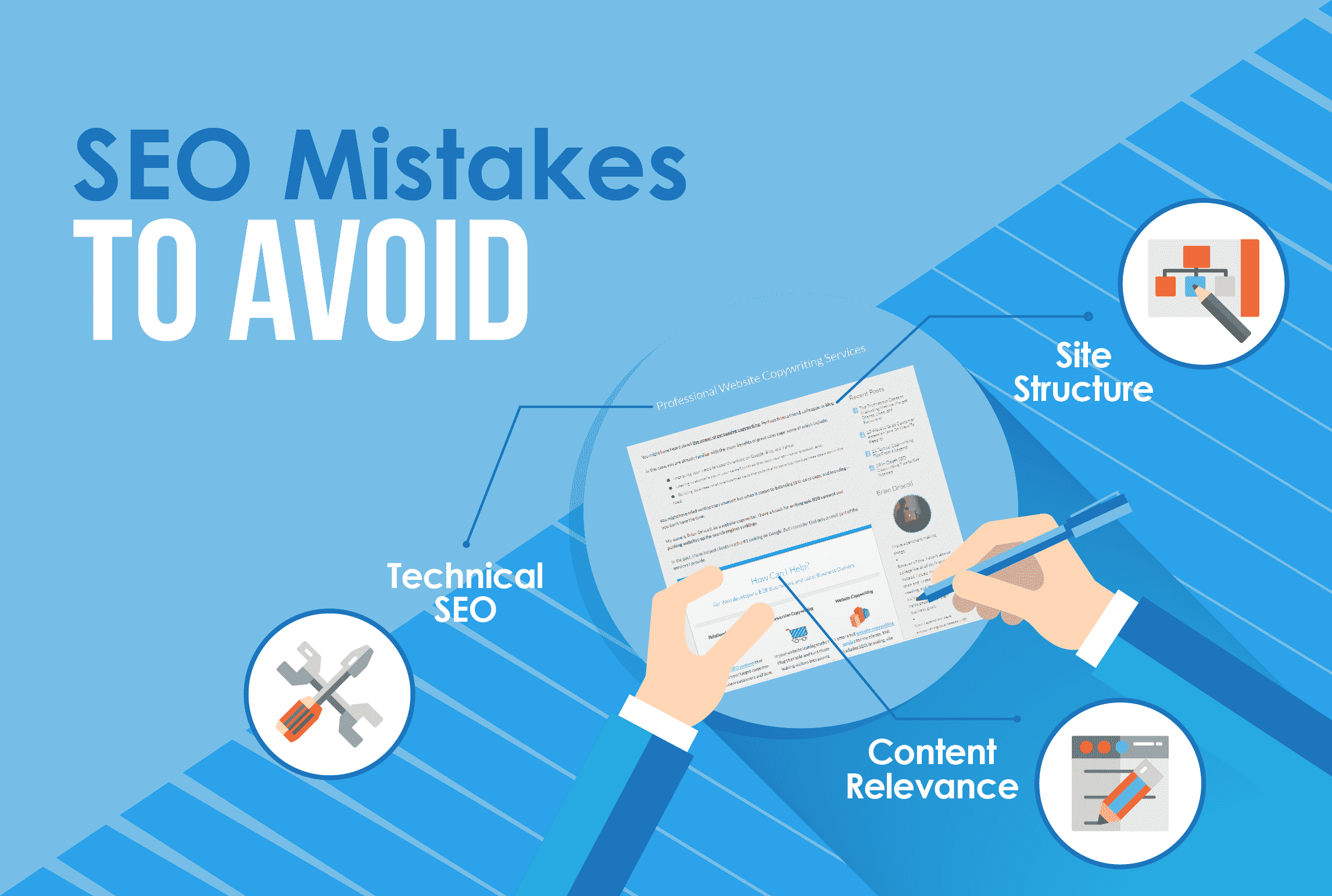 SEO Mistakes Brisbane