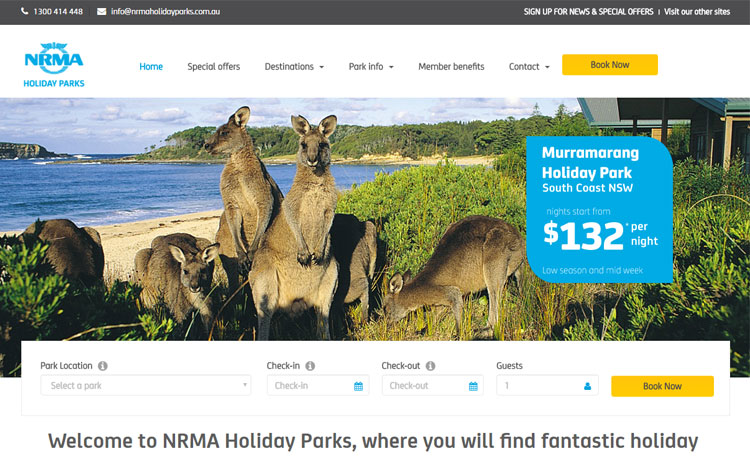 NRMA Holiday Parks